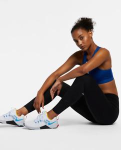 Nike One Luxe Women's Mid-Rise Leggings Black Size UK 10 *REF179