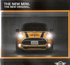 Prospekt / Brochure Mini 11/2013