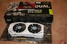 ASUS GeForce GTX 1060 3GB Dual-Fan OC Edition Graphics Card (DUAL-GTX1060-O3G)