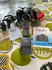 Canon EOS 400D Digital Camera (body only)