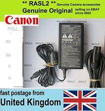 Genuine Canon CA-560 Power Adapter PowerShot G1 G2 G3 G5 G6 PRO 1 70 90 Optura