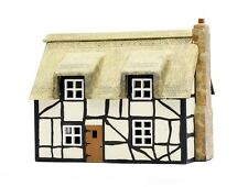 DAPOL/KITMASTER 00/H0 Plastic  Railway/Buildings Kit No:C020 Thatched Cottage.