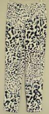 Animal Print Regular Size Women's Dress Pants