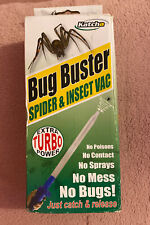 Katcha Bug Buster Spider & Insect Vacuum. NEW!