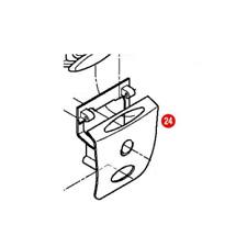 Givi Z641NR Parti inferiore/superiore movimento serratura
