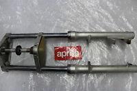 Aprilia Classic 125 Gabel Vorderradgabel mit Gabelbrücke Front Fork #R7360