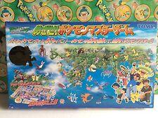 Pokemon Tomy Board Game Card Box Japan Advanced Generation Toy (plush