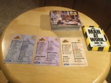 1994 Home Improvement Collectible Card Set.  Set of 80 cards, 10 Decals.
