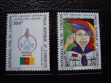 camerún - sello yvert y aire de tellier nº 307 308 nsg (cam1) stamp Camerún