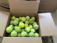 25 Used Tennis Balls Good For Dog Toys, Playing Catch, Baseball, Chair & Tables
