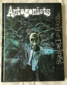World of Darkness Antagonists RPG Roleplaying Game Supplement