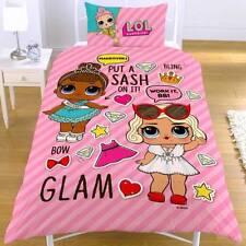 LOL Kinderbettwäsche l.o.l. Surprise Bettwäschegarnitur Bett und Kissenbezug Neu