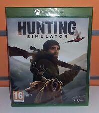 Hunting Simulator XBOXONE NUOVO ITA