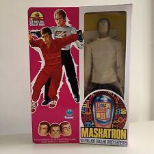 Six Million Dollar Man Enemy Maskatron Bionic Kenner Vintage Figure In New Box!