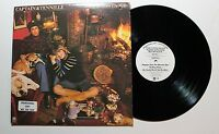 CAPTAIN & TENNILLE Come In From The Rain LP A&M SP-4700 US 1977 VG++ WLP