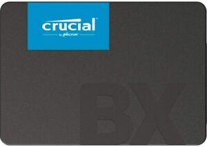 """Crucial 120GB 240GB 480GB SSD SATA 3.0 III 2.5"""" Internal Solid State Drive BX500"""