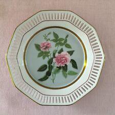 Heinrich V&b Villeroy & Boch Rosenteller Beautiful Roses Plate