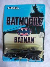 Batman Batmobile Ertl die cast 1989 (c) DC Comics new in pack 1/64 scale