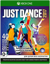 Just Dance 2017 XBOX ONE NEW / SEALED