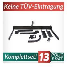 Fiat Stilo Multiwagon 02-08 Kpl. Anhängerkupplung starr+E-Satz 13p