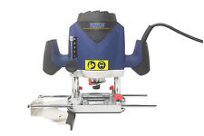 Fresatrice verticale pantografo elettrica fresa legno 1650w diametro 6/8mm RER01
