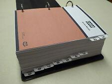 Case 1080, 1080B Excavator Service Manual Repair Shop Book NEW with Binder HUGE!