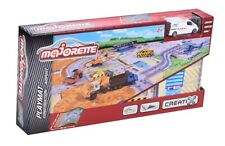 MAJORETTE 212056410-Creatix Playmat-Construction con RENAULT TRAFIC-NUOVO
