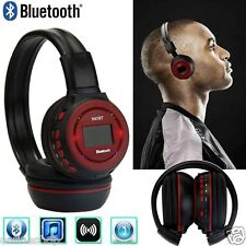 3.0 Stereo Bluetooth Wireless Headset Headphone Earphone Withl Microphone Lot