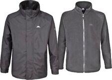 Abrigos y chaquetas de hombre grises talla M color principal gris
