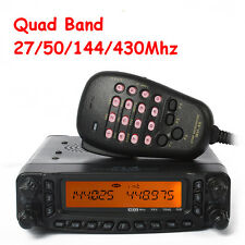 TC-8900R 26-33/47-54/144/430Mhz HF/VHF/UHF Quad Band Amateur Radio Transceiver