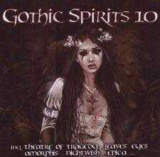 GOTHIC SPIRITS 10 2CD Nightwish MONO INC. Lacrimosa