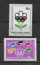 NORTHERN CYPRUS , SPORTS , 1972 OLYMPICS , SET OF 2  , PERF , MNH