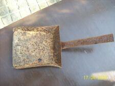 Vintage/retro Ash scoop or coal shovel.rustic shabby photo prop