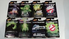 Hot Wheels Ghostbusters 8 Fahrzeuge Mattel DWD94