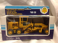 Joal Caterpillar Leveler Grader 12 G Model #217 MADE IN SPAIN BLUE BOX