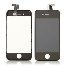LCD DISPLAY + TOUCH SCREEN DIGITIZER ASSEMBLY iPhone 4S  NERO A1387 SCHERMO