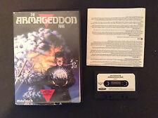 Sinclair ZX Spectrum-L' uomo Armageddon DA MARTECH