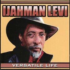 IJAHMAN/IJAHMAN LEVI - VERSATILE LIFE NEW CD