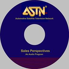 Auto Sales Training - ASTN Sales Perspectives Audios