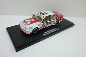 1/43 Holden VH Commodore 1983 Amaroo Silastic 300 Brock / Harvey Ace Model code3