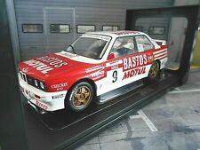 BMW M3 E30 Gr.A Rallye Prodrive #9 Chatriot Bastos 1988 Tour Corse IXO NEU 1:18