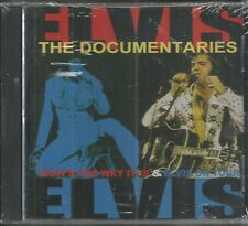 ELVIS PRESLEY-CD-Documentaries-That's The Way It Is-Elvis On Tour-Vol 10-NEW
