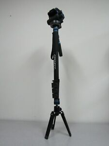 Benro MCT48AFS6 Connect Video Monopod - Max Load 13.23lb / 6.0kg