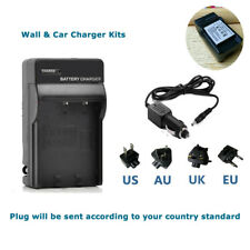 D-LI8 Battery Charger for Pentax Optio A10 A20 S4 S5 T10 T2 W10 W20 Camera