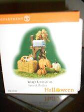 Dept 56 Halloween Accessory Harvest Mailbox Nib