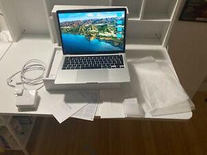 "Apple MacBook Pro 13.3"" (256GB SSD, Intel Core i5 8th Gen., 1.40 GHz, 8GB A2289"
