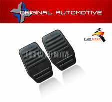 FITS  FORD TRANSIT CONNECT 2002-2013 NEW PEDAL RUBBER PADS SET 2PCES
