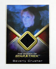 2010 Rittenhouse Women of Star Trek Costumes Beverly Crusher #WCC18 Black Lace