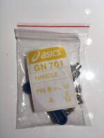 lot 12 pointes 6 mm 2/14 + clef ASICS GN701 Handle 1 pour chaussures athlétisme