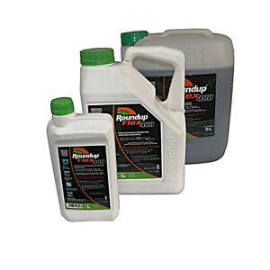 ROUNDUP® POWERFLEX (FLEX 480) 1-15 Liter Unkrautvernichter Unkrautfrei Glyphosat